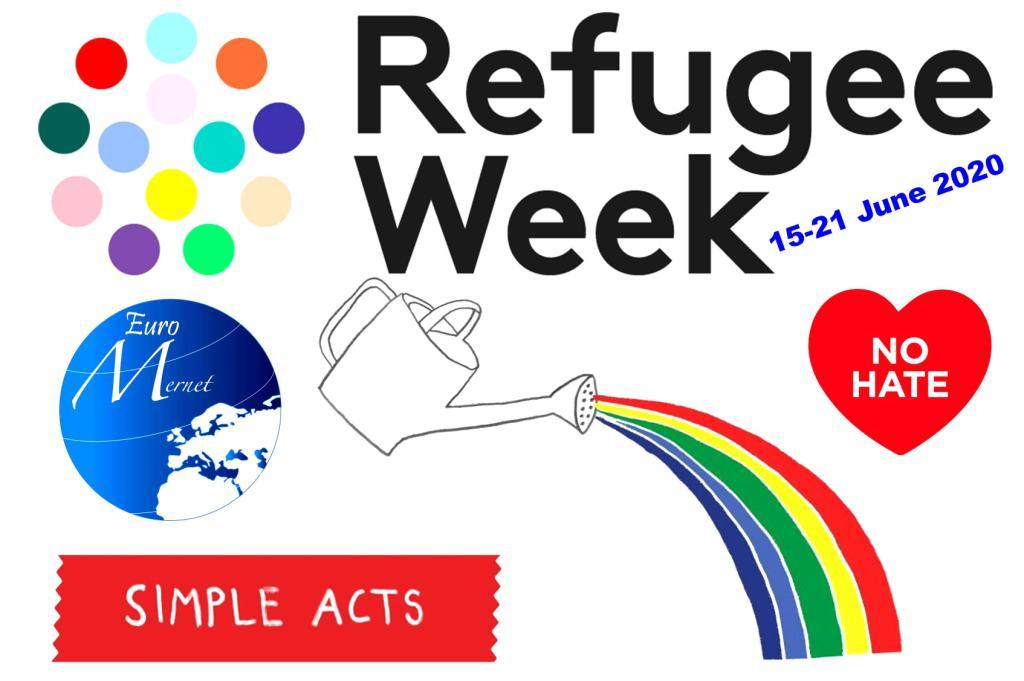 euromernet-refugee-week-collage-2020